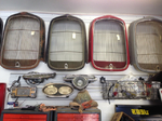 We buy and sell 1932 Ford grill shells